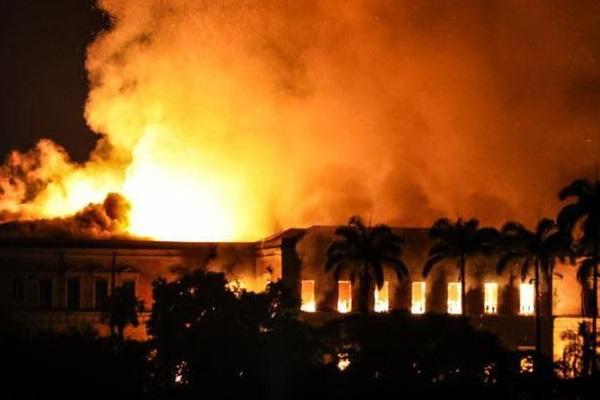موزه سوخته