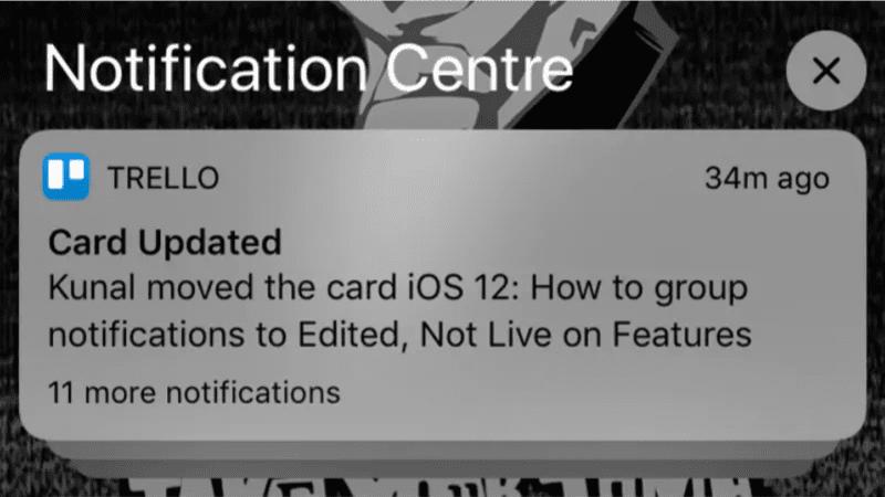 چگونه نوتیفیکیشنها را در iOS 12 مدیریت کنیم؟