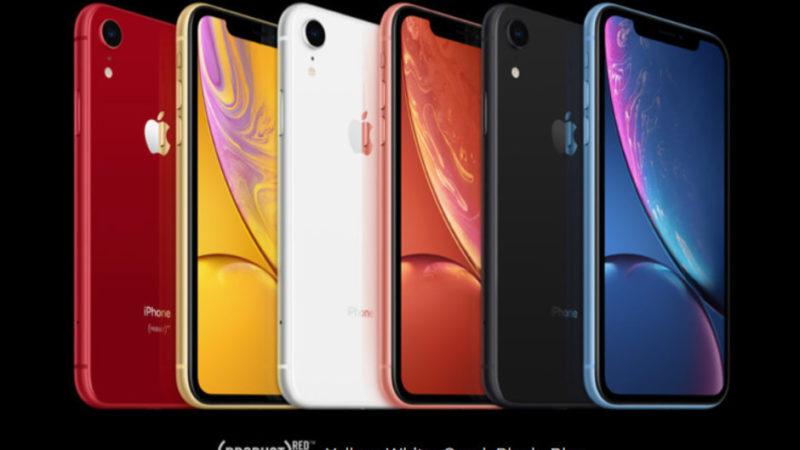 احتمالا بیشترین فروش گوشی های اپل متعلق به iPhone XR خواهد بود