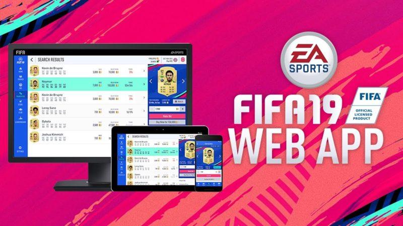 یک روز تا عرضه Web App فیفا 19؛ مدیریت تیمتان را قبل از عرضه بازی آغاز کنید