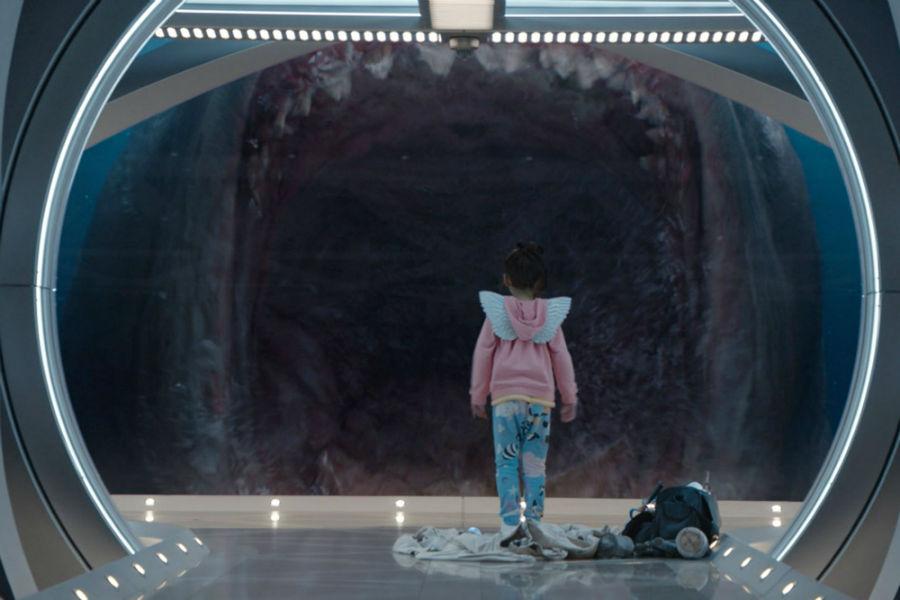 بررسی فیلم Meg