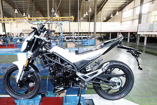 بازار موتورسیکلت