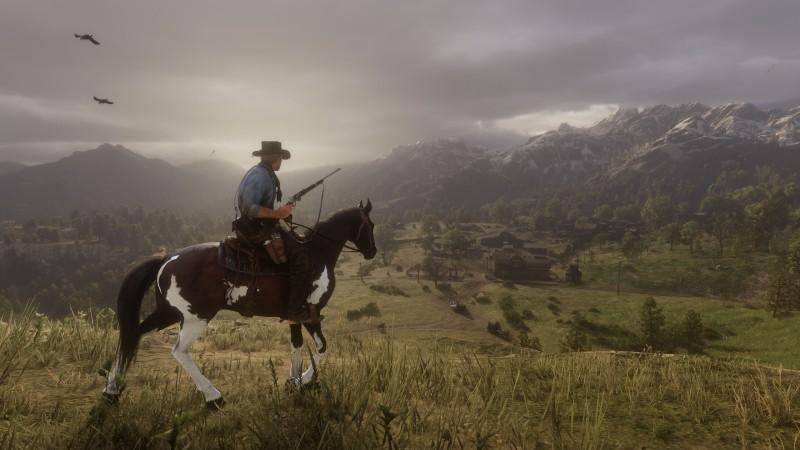 اطلاعات هیجان انگیزی از Red Dead Redemption 2