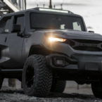 مشخصات نهایی رضوانی تانک X ؛ شاسی بلندی تنومند با موتور قدرتمند داج Hellcat