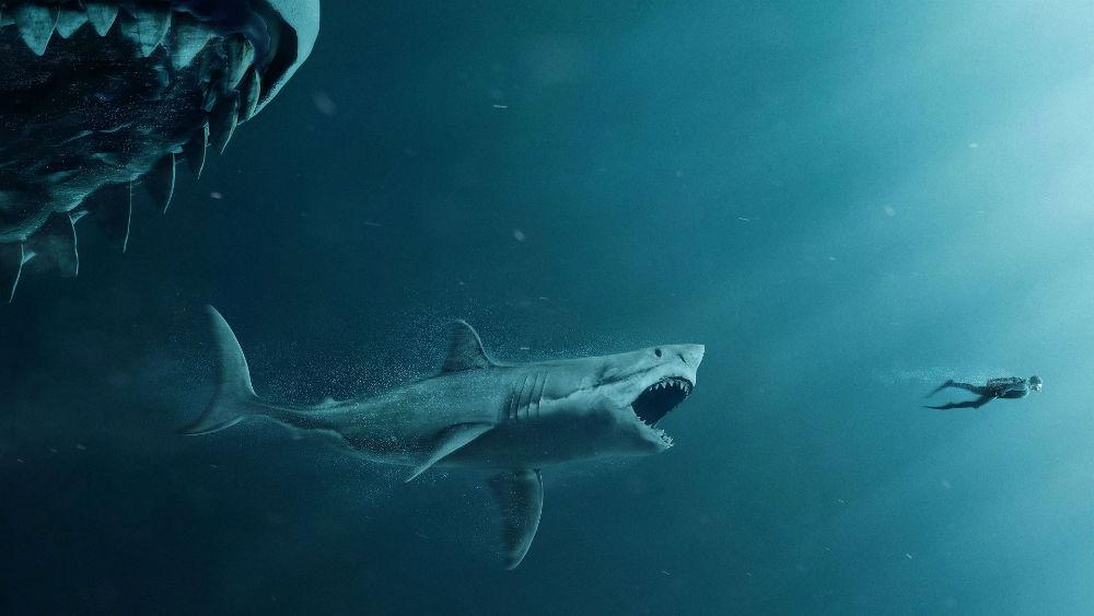 همه چیز درباره ی فیلم The Meg
