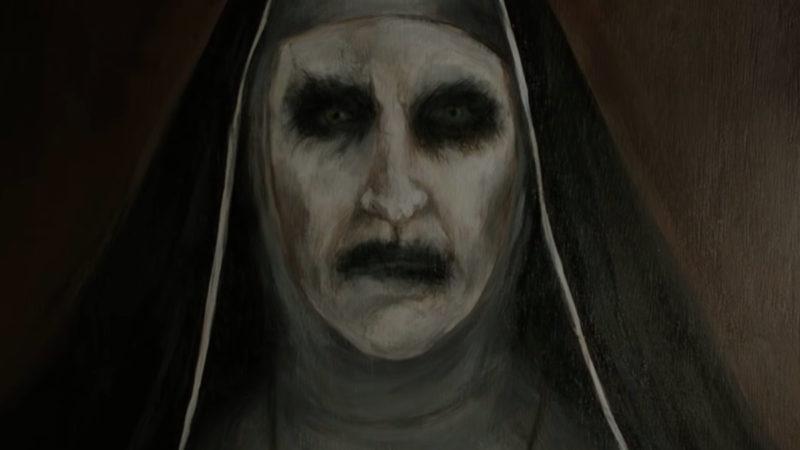 بررسی فیلم The Nun ؛ قصهای که زاده نشد