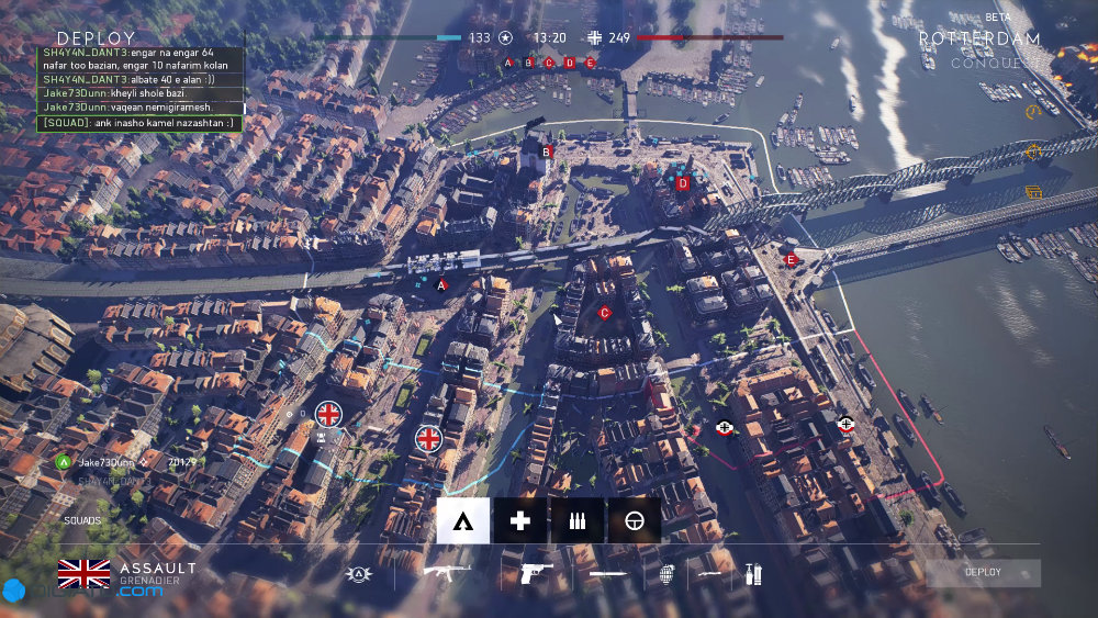 vlcsnap 2018 09 14 17h43m29s832 w1000 - بررسی بتا عمومی Battlefield V؛ خوب، بد و زشت