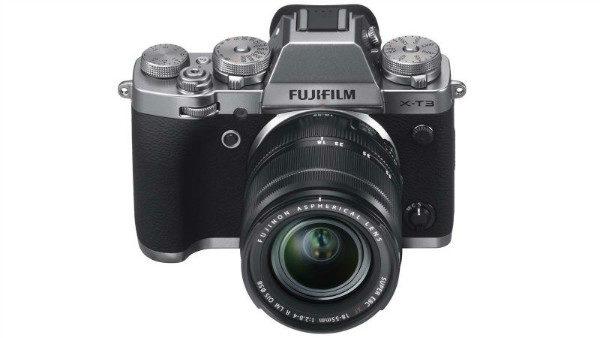دوربین بدون آینه فوجی فیلم X-T3