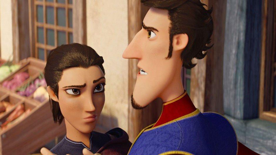 بررسی انیمیشن Charming