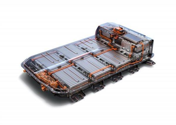 خودرو برقی شورولت ولت باتری
