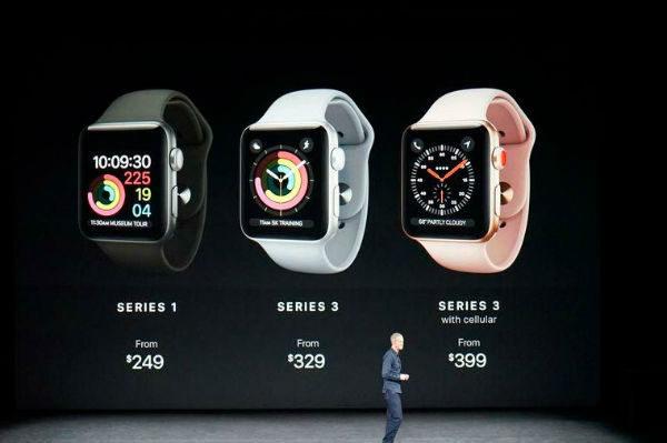 3 2 600x399 - تست مقایسه کلی سرعت اپل واچ های مختلف با یکدیگر [تماشا کنید]