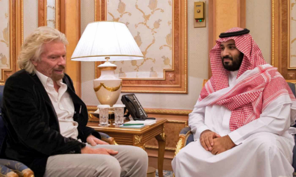 خداحافظی ریچارد برانسون با ریاست هایپرلوپوان به دنبال انتقاد از عربستان