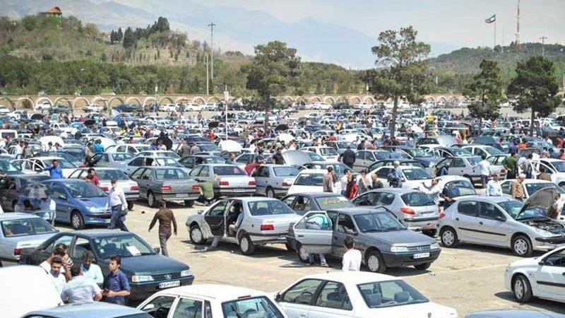 قیمت خودرو های تولید داخل در اولین روزهای آبان ماه