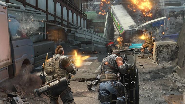 درآمد Call of Duty: Black Ops 4