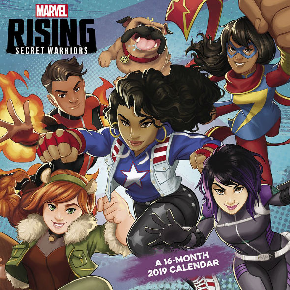 بررسی انیمیشن Marvel Rising: Secret Warriors