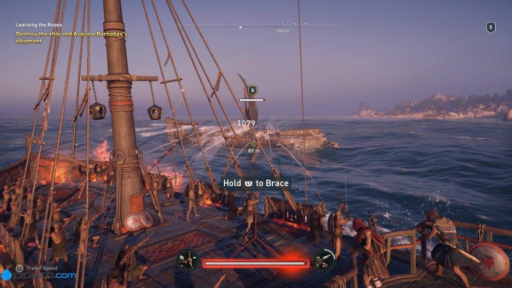 بررسی بازی Assassin's Creed Odyssey زندگی خصوصی یک اسپارتان