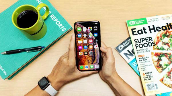 CR Electronics InlineHero iPhoneXS XMax CLimb High in CR Ratings 09 18 w600 - کانسیومر ریپورتز: آیفون های 2018 از هر نظر نسبت به آیفون X بهتر هستند
