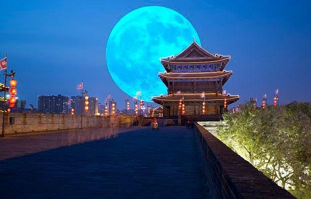 چینی ها در سال 2020 یک «ماه مصنوعی» به آسمان می فرستند