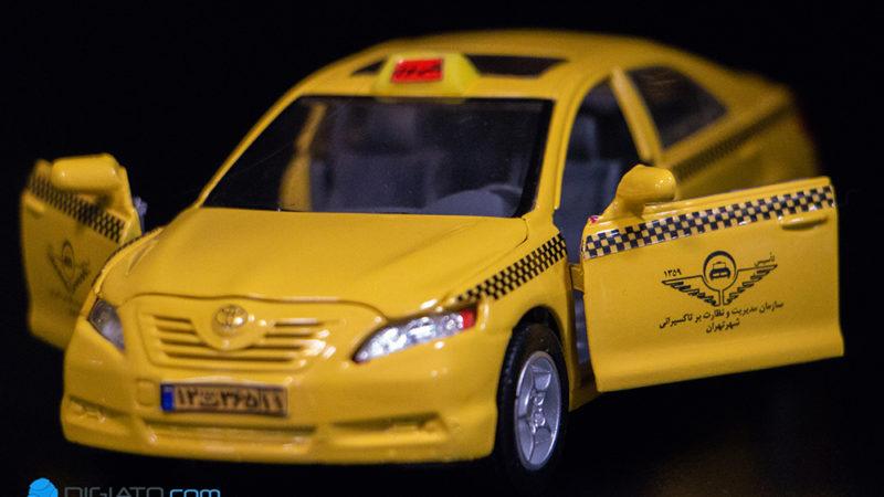 مدیرعامل تاکسیرانی تهران: تامین تاکسی اولویت خودروسازان ما نیست