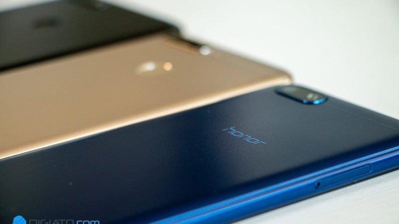 قیمت گوشی های اقتصادی آنر 7C و آنر 7A در بازار مشخص شد