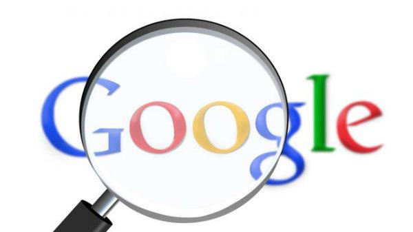 جمع آوری اطلاعات گوگل