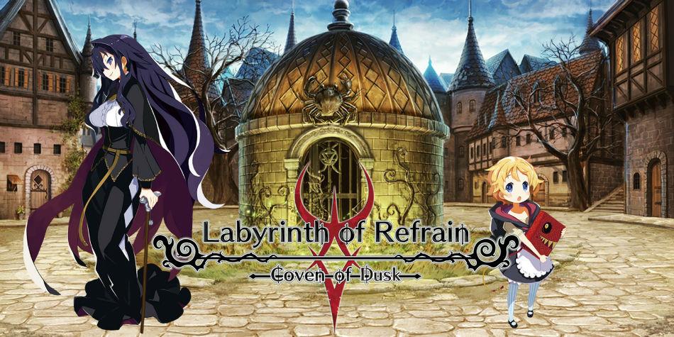 بررسی بازی Labyrinth of Refrain: Coven of Dusk