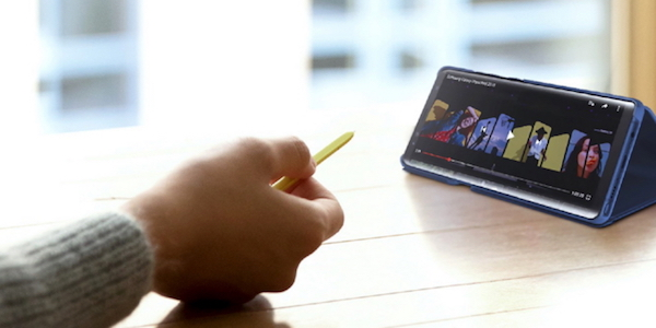 قلم اس پن