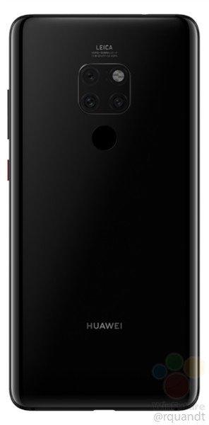 Huawei Mate 20 1538688540 0 11.jpg w600 - انتشار رندرهای رسمی از هواوی میت 20 به همراه لیست قیمت موبایلهای این خانواده