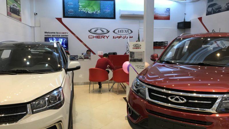 تحویل به موقع خودروهای مدیران خودرو در شرایط نامتعارف صنعت خودرو