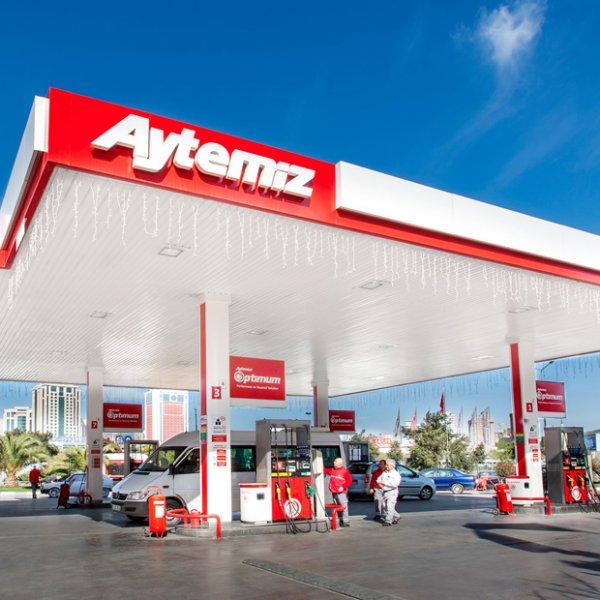 LPG Filling Stations Aytemiz