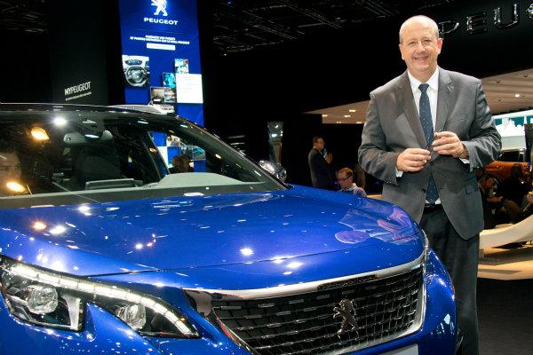 Peugeot CEO
