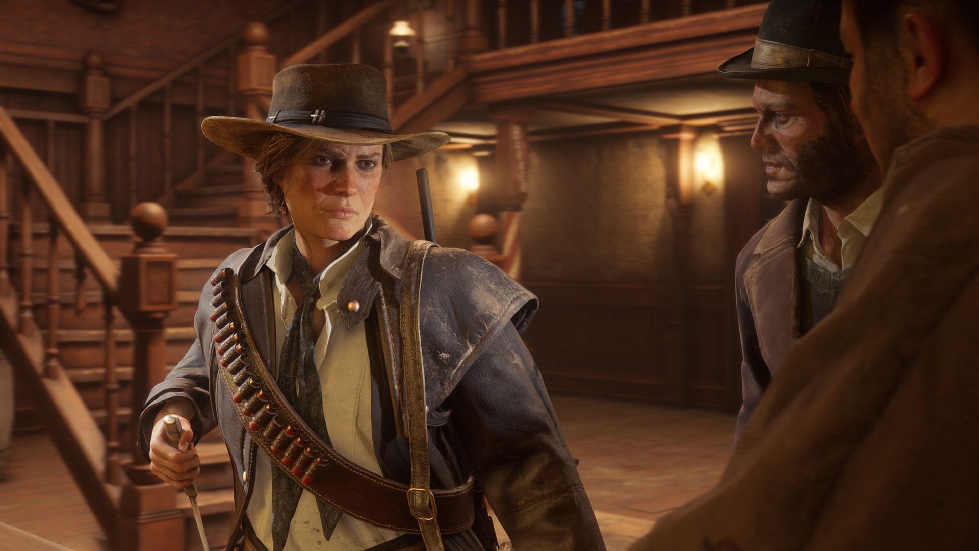 نمرات Red Dead Redemption 2