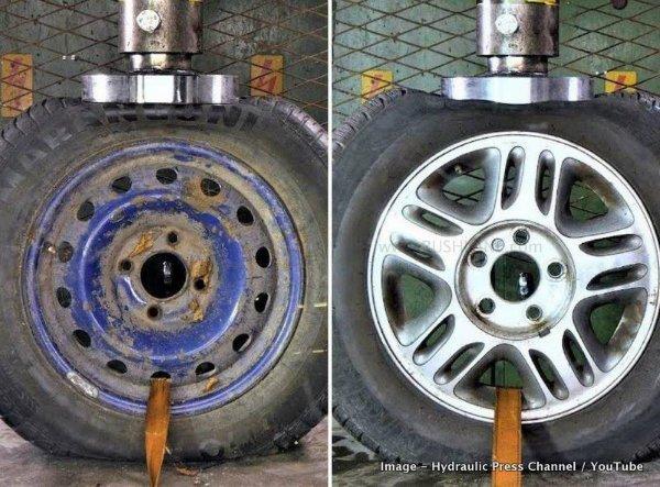 Steel Or Alloy Wheels Hydraulic Press (4)
