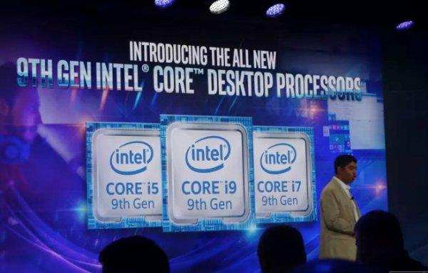 پردازنده های نسل نهم