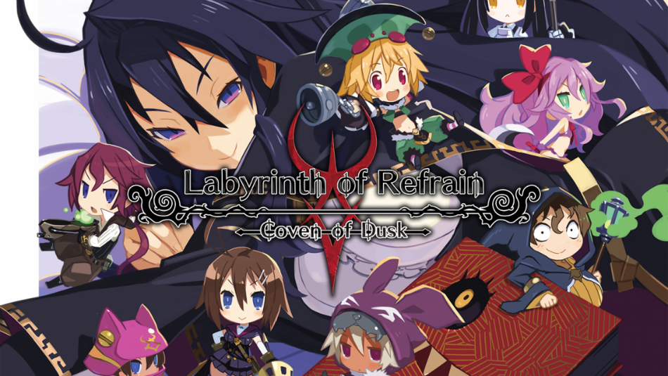 بررسی بازی Labyrinth of Refrain: Coven of Dusk