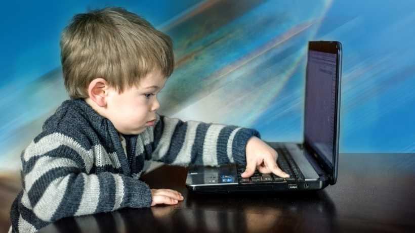 کودکان نسل اینترنت