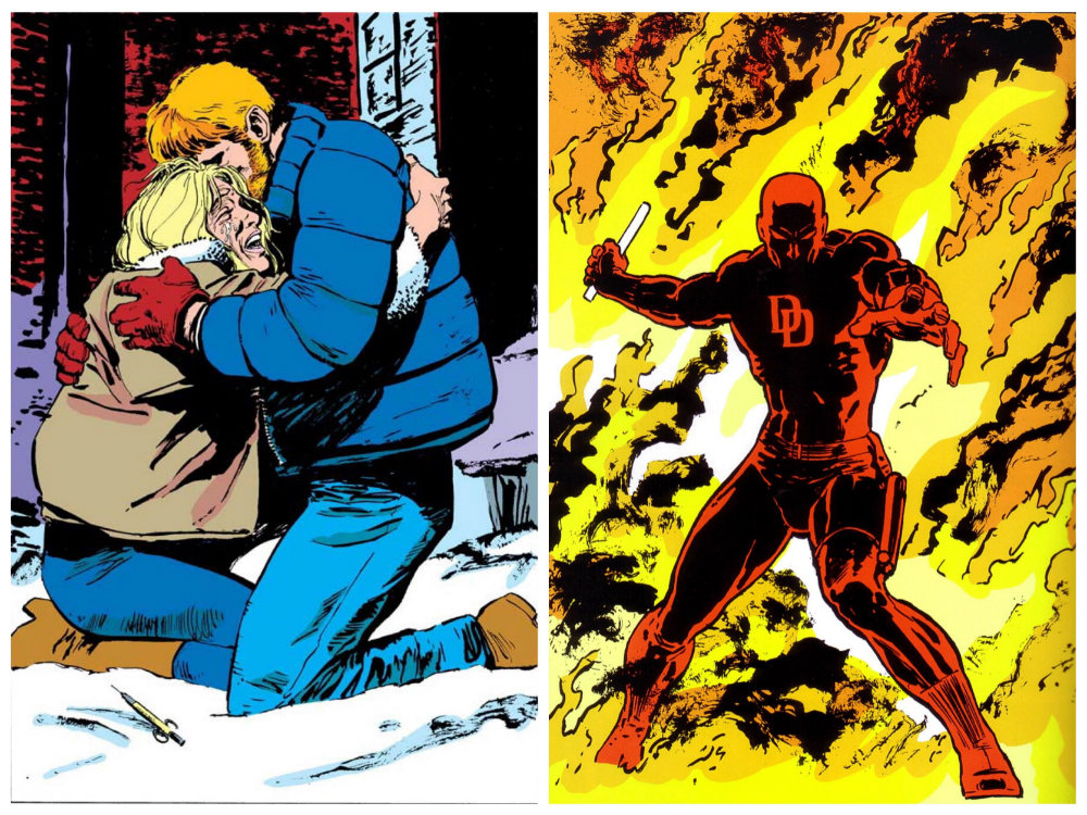 بررسی سریال Daredevil