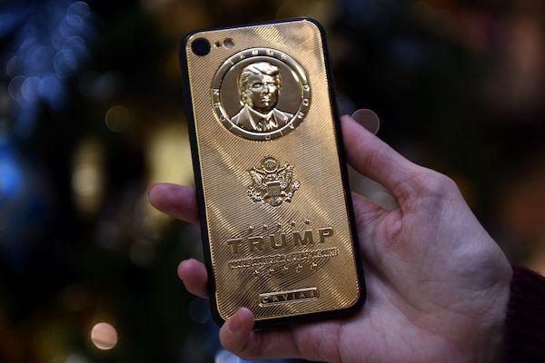 توصیه چین به دونالد ترامپ: به جای آیفون از گوشی های هواوی استفاده کنید