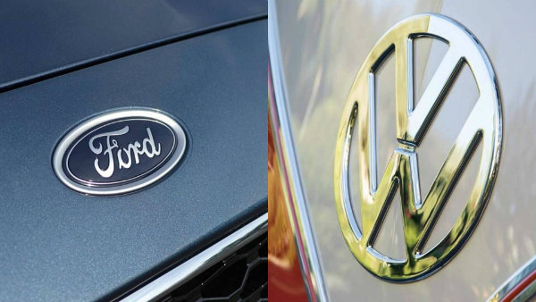 ford-and-vw-logos