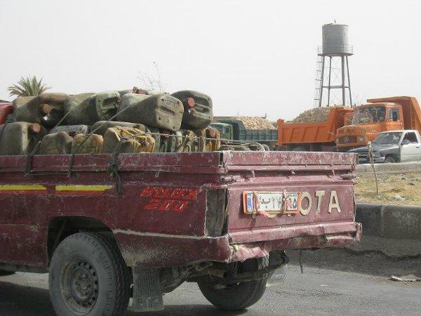 fuel smuggling