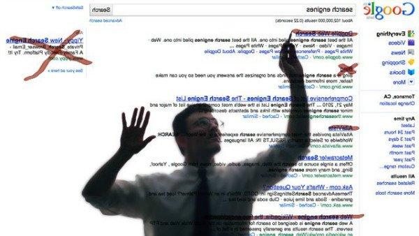 گوگل و آزادی بیان