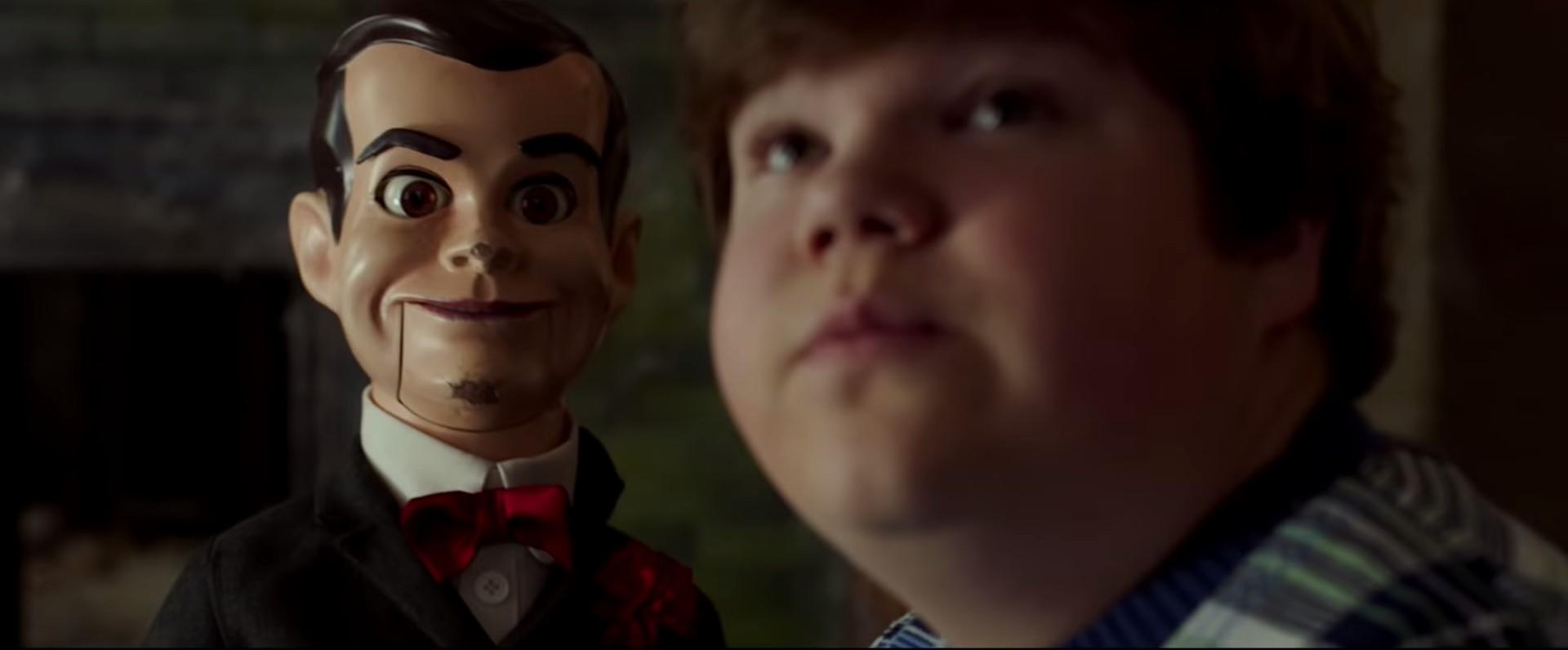 بررسی فیلم Goosebumps 2: Haunted Halloween