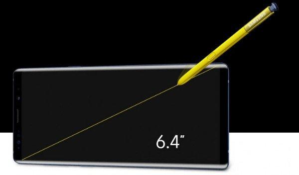 گلکسی نوت 10 سامسونگ با نمایشگر 6.66 اینچی از راه خواهد رسید
