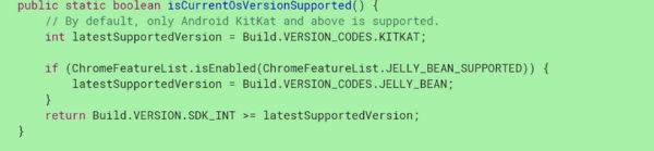 jb 600x139 - گوگل کروم روی ۳۲ دیوایس اندرویدی کار نخواهد کرد