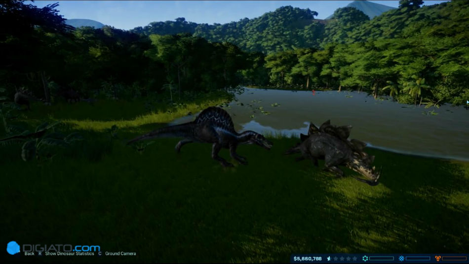 بازی Jurassic World Evolution