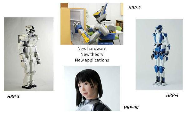 ربات ژاپنی