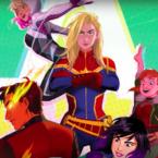 بررسی انیمیشن Marvel Rising: Secret Warriors ؛ قهرمانان نسل جدید مارول
