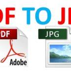 چگونه فرمت PDF را به JPG تبدیل کنیم؟