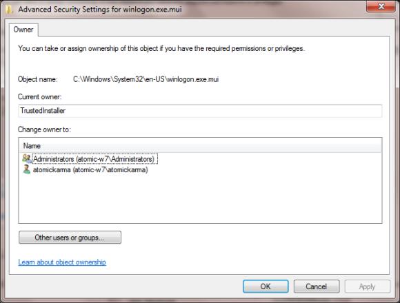 تغییر ظاهر صفحهی ورود به ویندوز