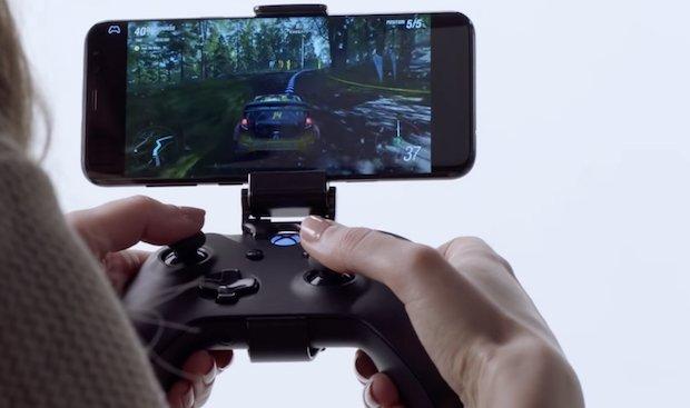 مایکروسافت از سرویس استریم بازی Project xCloud رونمایی کرد